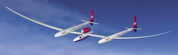 Virgin Atlantic GlobalFlyer